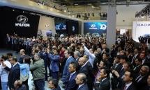 """İstanbul Autoshow 2017 """"Geleceğe Yakından Bakın"""" kapılarını açtı"""