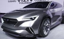 Cenevre Auto Show Subaru