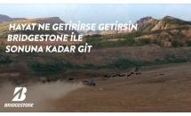 Bridgestone'un Yeni Marka Sloganı ile İlk Reklam Filmi Yayında