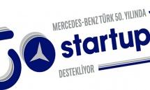 Mercedes-Benz Türk 50. Yılında 50 Startup'ı Destekliyor