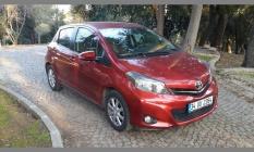 Yaris'in 1.3 Style Multidrive-S Benzinli