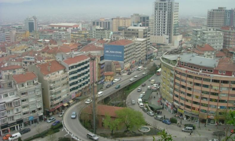 Bursa Şehri Görselleri