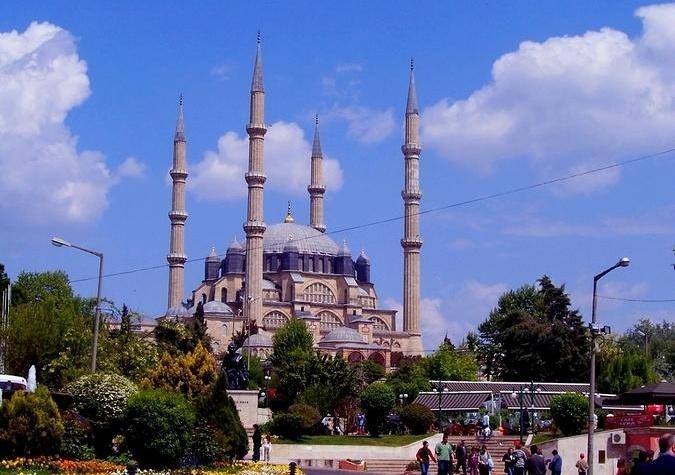 Edirne Şehir Görselleri