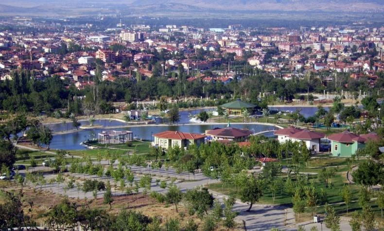 Isparta Şehir Görselleri