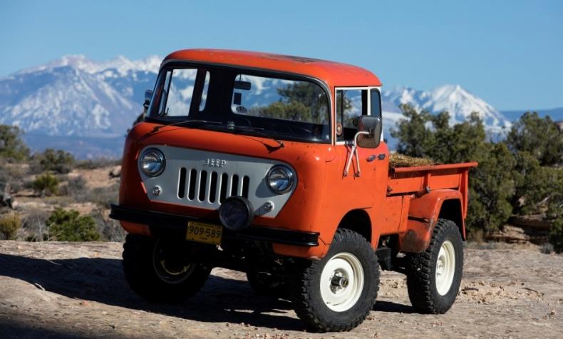 Jeep 75. yıl özel konsept