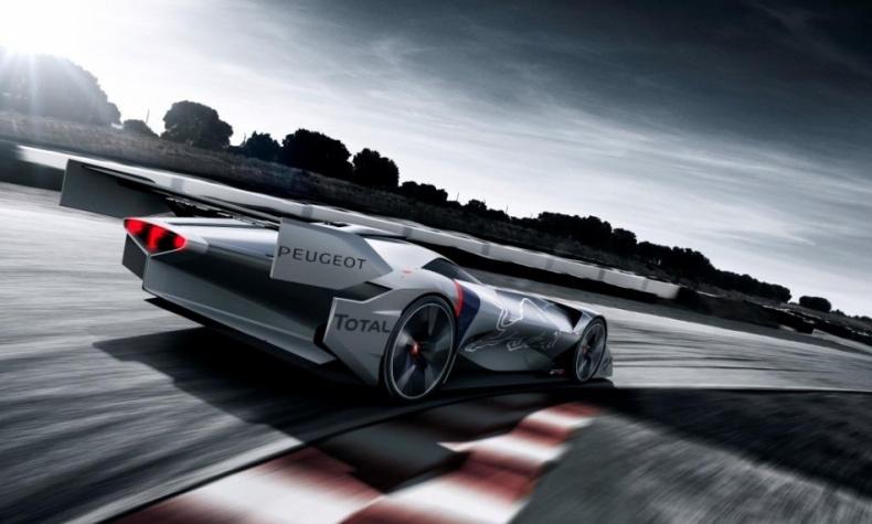 Peugeot L500 R HYbrid Vision Gran Turismo