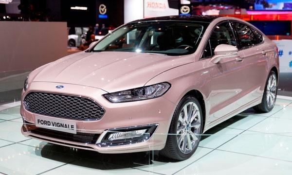 Cenevre Otomobil Fuarı Ford