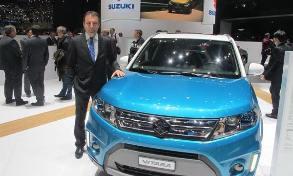 Cenevre Otomobil Fuarı Suzuki