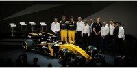 Renault Sport Formula 1 Takımı R.S.17'yi tanıttı