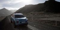 Citroën C-Aircross Concept'in dünya prömiyeri 7 Mart'ta Cenevre Otomobil Fuarı'nda