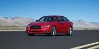 INFINITI, Cenevre Otomobil Fuarı'nda yenilenen Q50 ve Q60 Project Black S'i sergiliyor