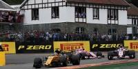 Renault Sport Formula 1 Takımı'ndan sezonun en iyi üçüncü performansı