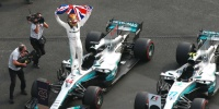 Lewis Hamilton: 4. kez F1 Dünya Şampiyonu