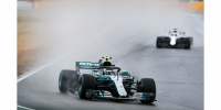Lewis Hamilton ve Valtteri Bottas'tan tarihi zafer!
