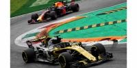 Renault İtalya'dan puan çıkarmayı başardı