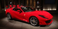 Ferrari 812 GTS Türkiye'ye Geliyor