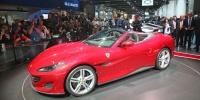 Ferrari Portofino 2018'de Türkiye'de olacak