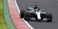 Mercedes AMG Petronas ve Hamilton şampiyonluğa çok yaklaştı