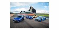 """Lexus Goodwood'da """"F Serisi"""" Performans Modellerinin 10. Yılını Kutladı"""