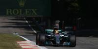 Mercedes AMG Petronas Malezya'da da zirve peşinde