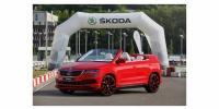 Öğrenciler Škoda Karoq'u Baştan Yarattı