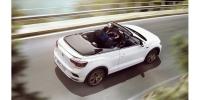Yeni T-Roc Cabriolet ilk kez Frankfurt Otomobil Fuarında sergilenecek