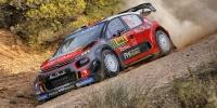 Citroën C3 WRC sezonu Avustralya Rallisi'yle kapatıyor