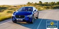 Jaguar I-PACE Euro NCAP güvenlik testlerinden 5 yıldız aldı