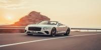 Yeni Bentley Continental GT Convertible üstü açık Grand Tourer otomobilde zirve