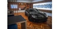 Aston Martin Turkey Showroom'da yerini aldı