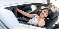 Kadınlar trafikte daha temkinli
