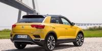 Volkswagen'in yeni SUV'u  T-Roc showroomlarda yerini aldı