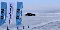 Borusan Otomotiv Motorsport Çıldır Gölü üzerinde sürüş eğitimi veriyor