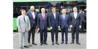 Anadolu Isuzu midibüs ihracatını gerçekleştirdi