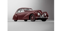 Bentley, 1939 model Corniche'i tekrar hayata döndürdü