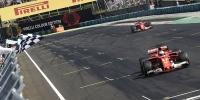 Macaristan'da Zafer Sebastian Vettel'in!