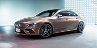 Mercedes-Benz A-Serisi L Sedan dünya tanıtımını Çin'de yapıyor