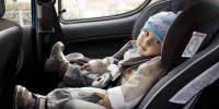 Çocuklar ve otomobil yolculuğu