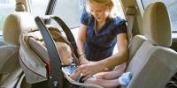 Çocuğunuzu arabada ters oturtun!