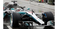 Almanya Grand Prix'sinde kritik zafer!