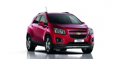 Chevrolet'nin yeni küçük SUV'u Paris'e hazır!