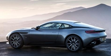 Aston Martin DB11'e dünya basınından tam not
