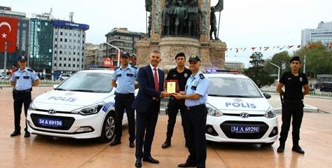 Hyundai'den Türk Polis Teşkilatı'na tam destek
