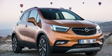 Yeni Opel Mokka X Türkiye'de!