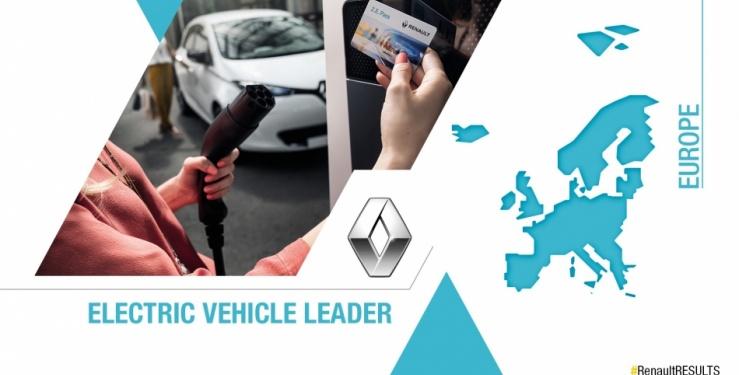 Renault Grubu'ndan 2016'da dünyada rekor satış