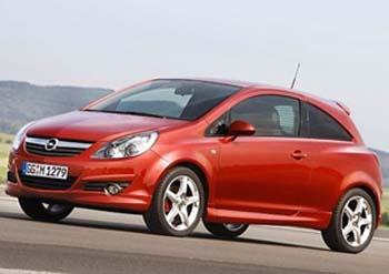 Opel'den heyecan veren Yeni Opel Corsavan