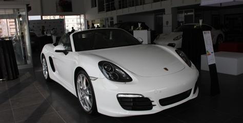 Porsche Prestiji Mersin'de