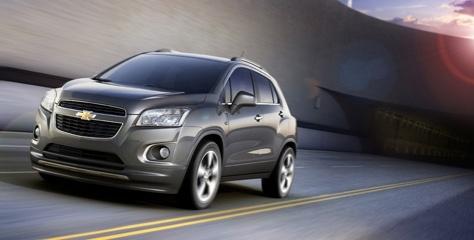 Chevrolet'in yeni küçük SUV modeli