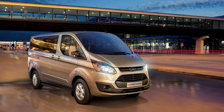 Ford Tourneo Custom yeni konfor alanı