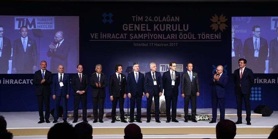 Toyota Otomotiv Sanayi Türkiye'ye ödül